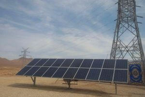 Construction of a 30 MW Power Plant with Mellat Agency in Jajarm, Fars province