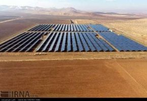 Irish readiness to build solar power plant in Hamedan